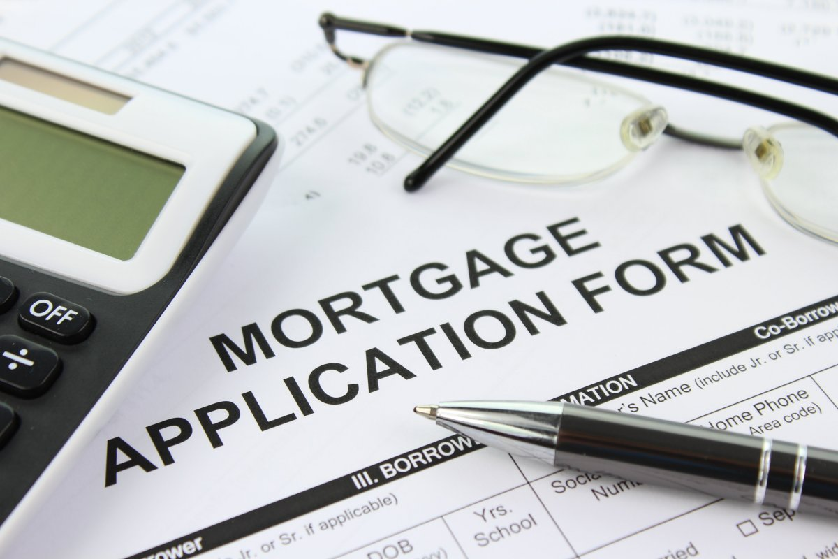 New rules Mortgage Applications Form