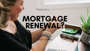 what is a mortgage renewal