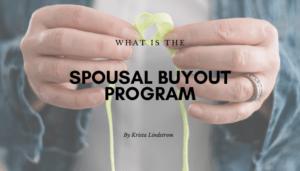 spousal buyout